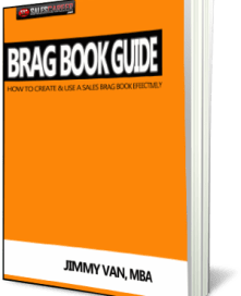 sales brag book