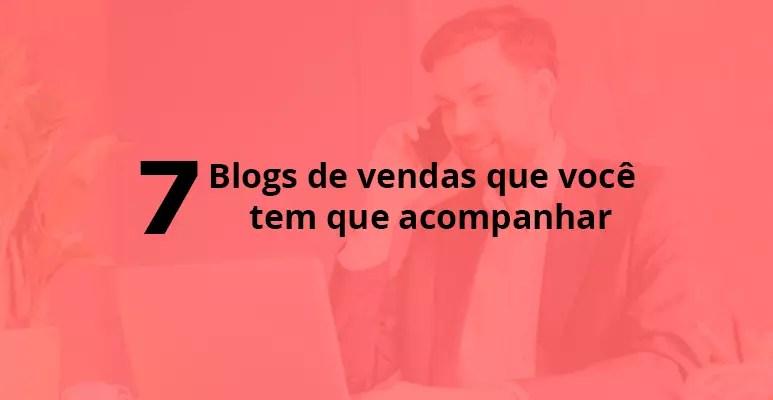 blogs de vendas