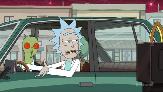 Rick and Morty: Season 3 Episode 1 - The Rickshank Rickdemption