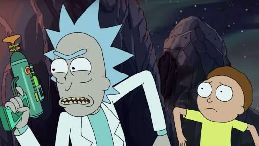 Rick and Morty Season 4 Episode 1