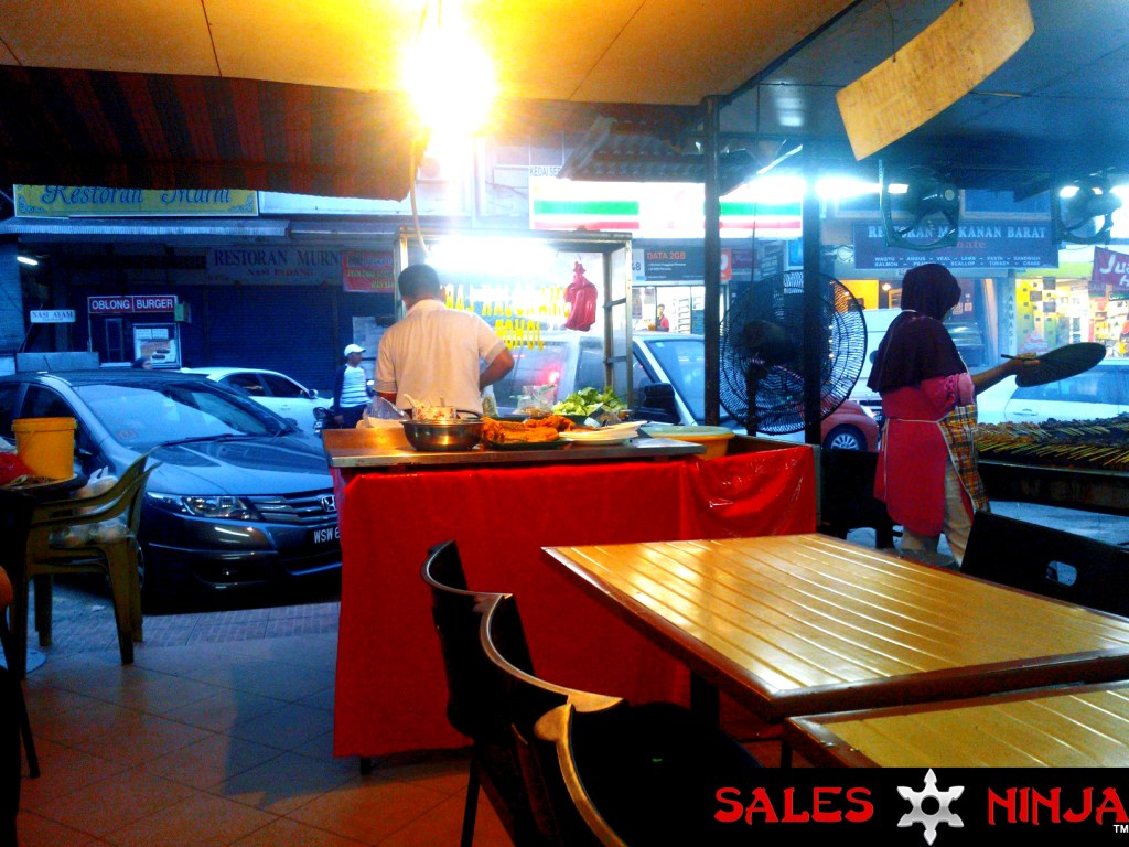 Stall Owner Uses Upsell Technique That Boosted SALES by 200% in 5 SECONDS