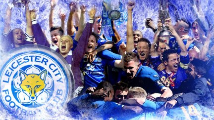 An Underdog Story : Leicester City.