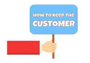Keeping Customers Happy Increases Sales
