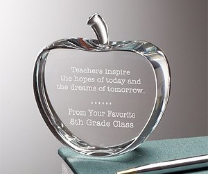 Back to School! Time for Teacher Appreciation Gifts