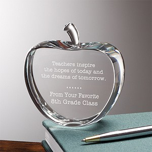 Teacher Appreciation Day Gifts Can be Year-Round Events