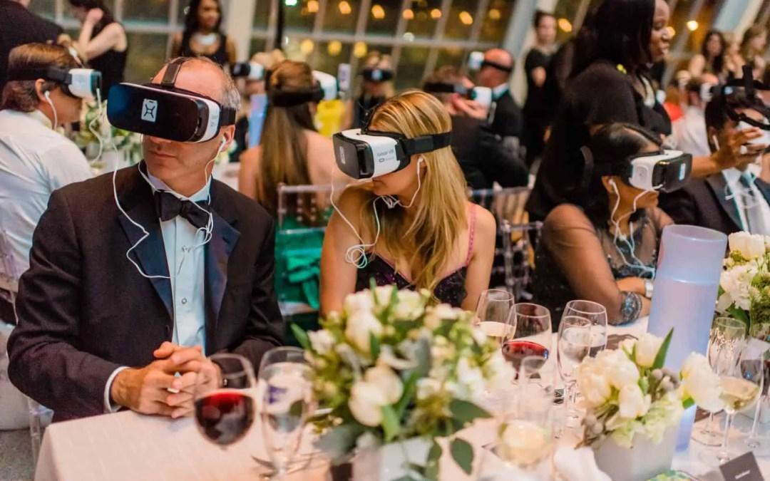 Virtual Reality Marketing Changing Behavior