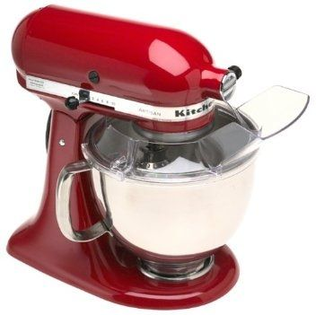 KitchenAid KSM150PSER Artisan 5-Quart Stand Mixers