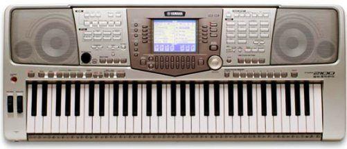 Yamaha PSR 2100 Professional Touch Sensitive Keyboard 61
