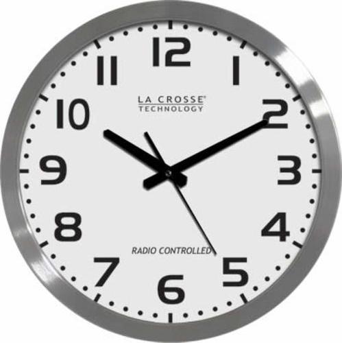 La Crosse Technology WT 3161WH Atomic Wall Clock 16