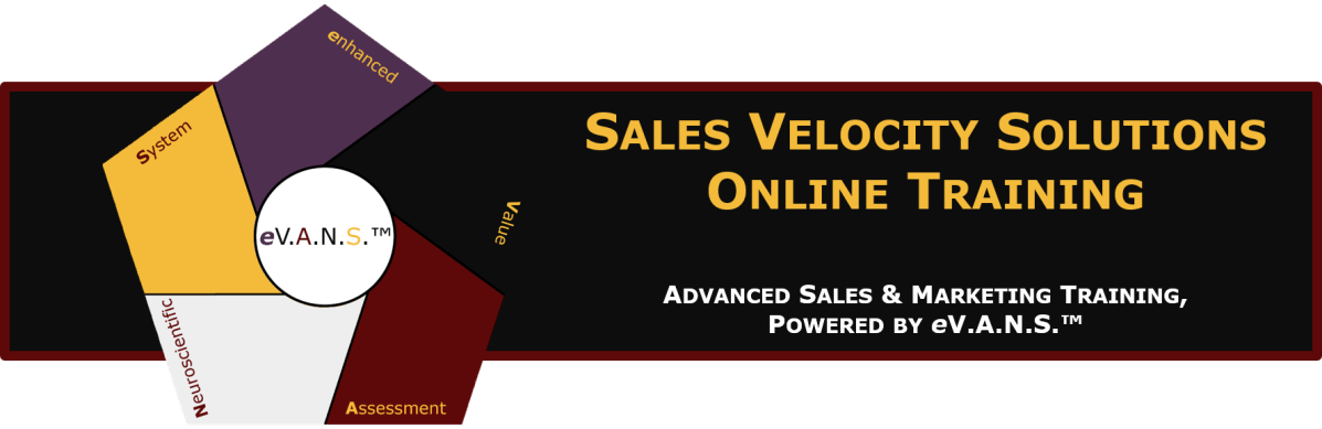 Sales Velocity Solutions Online Training