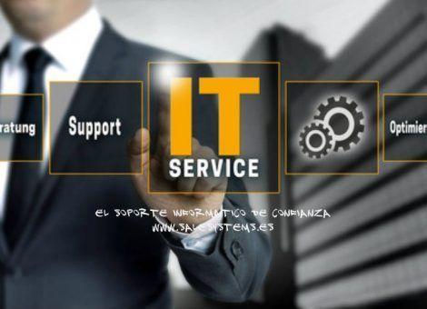 Empresas de mantenimiento informático madrid