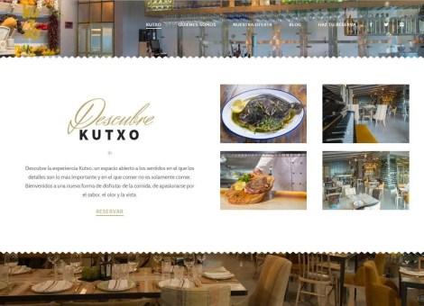 pagina web kutxo