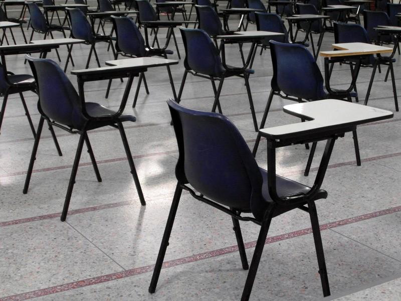 sala do przeprowadzania egzaminów