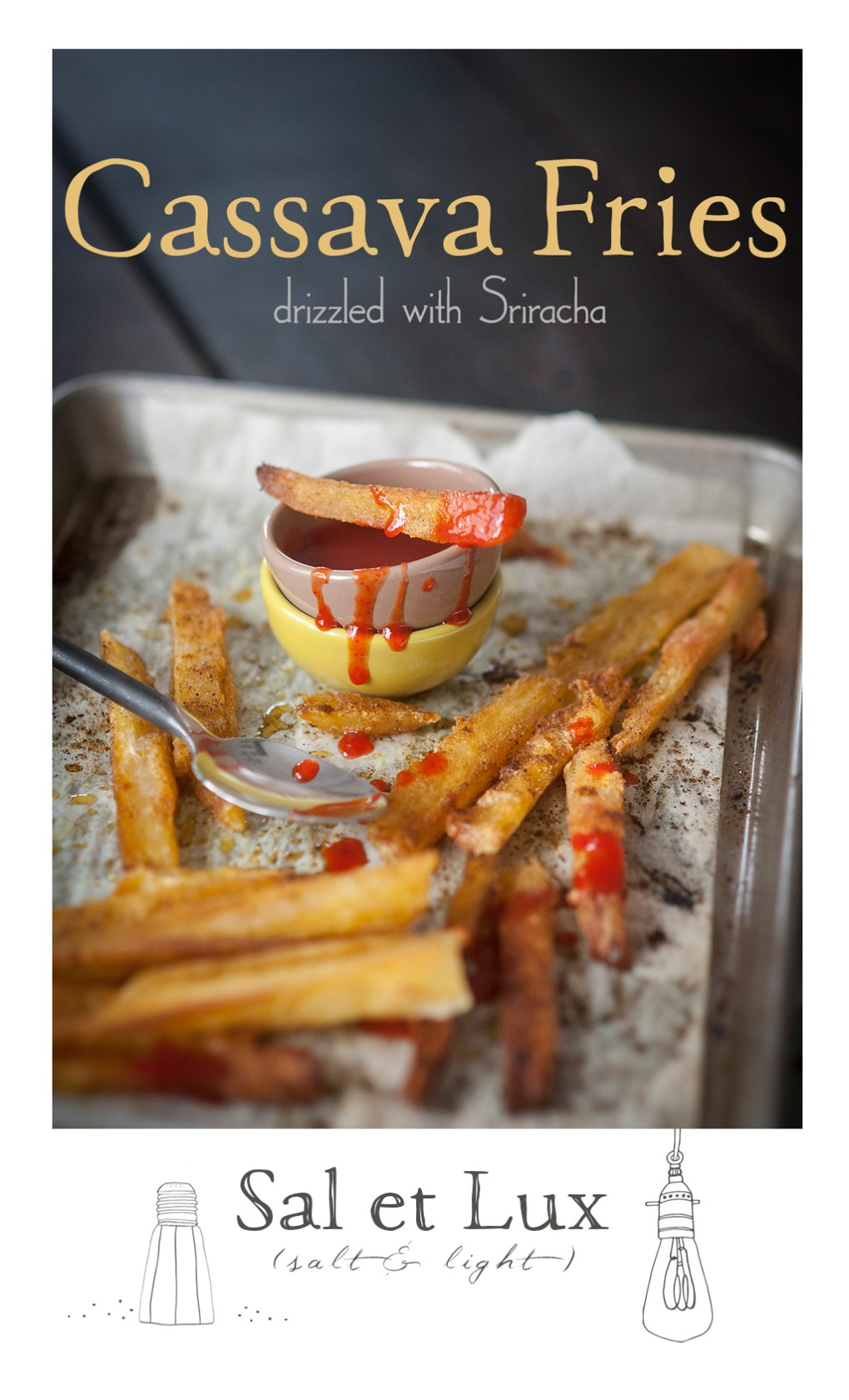 cassava fries recipe