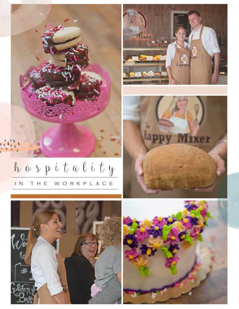 Hospitality Through Business (Gluten Free Bakery PA)