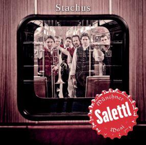 Münchner Salettlmusi Cover CD Stachus