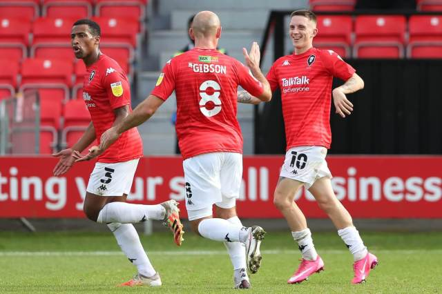 REACTION: Salford City 2-2 Exeter City (12/09/20)