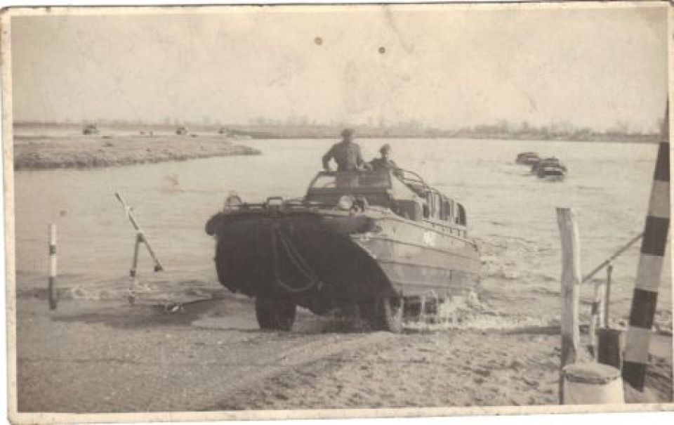Battle of the Rhine March 24 1945 2