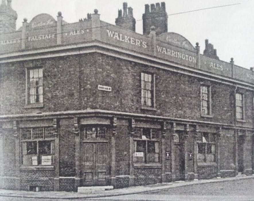 The Carlton in 1931 - © Salford Local History Library