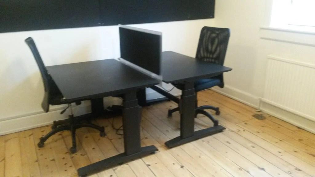 gratis kontorplads i københavn