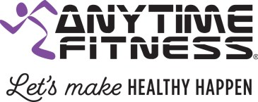 Anytime Fitness Logo for gym franchises
