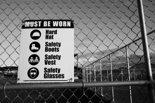 safety signs in Metro Detroit MI
