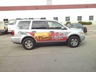 Truck Lettering Detroit | Troy MI