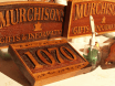 Carved / Sandblasted Signs Farmington Hills MI