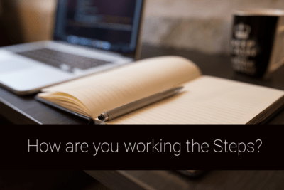 writing-working-12-steps