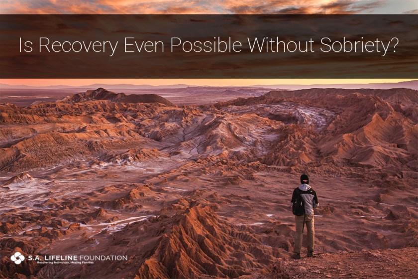 recovery vs. sobriety