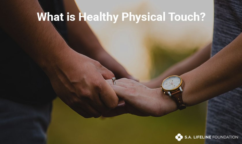 healthy physical touch