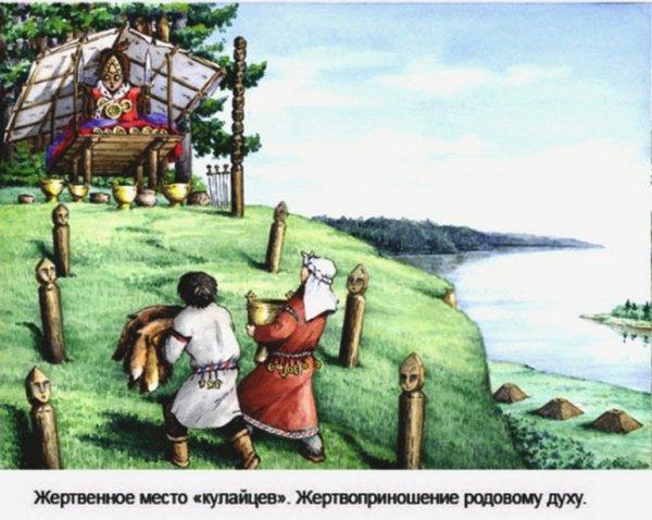 Народы Сибири Альтернативный взгляд Salikbiz