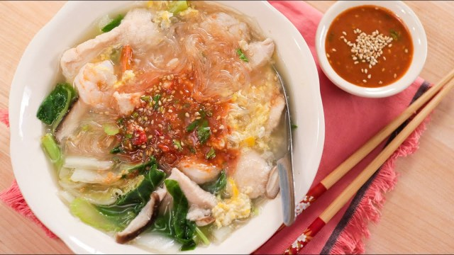 resep sukiyaki sederhana