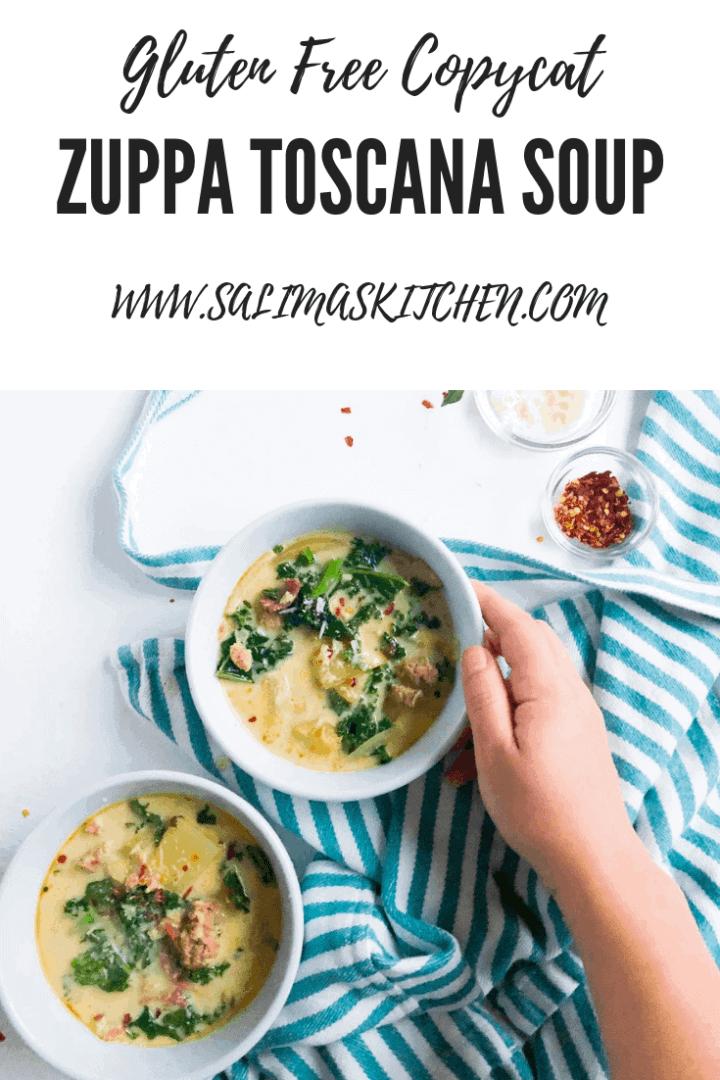 One Pot Copycat Zuppa Toscana