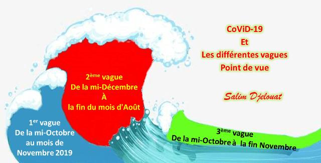 CoViD-19  et les différentes vagues – Point de vue