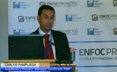 Carlos J. Pampliega, PMP