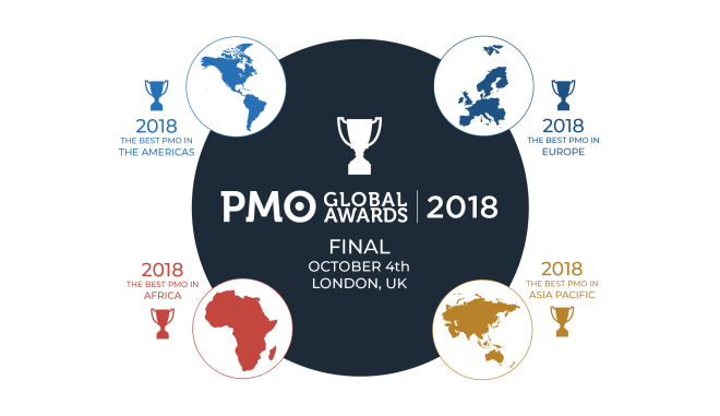 PMO Global Awards 2018