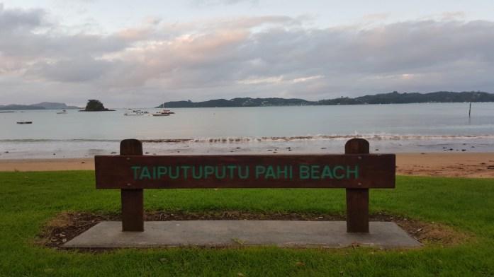 Playa Taiputuputu Pahi