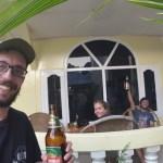 Cervecitas en el hotel