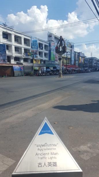 Calles de Krabi