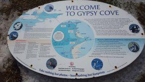Bienvenidos a Gypsy cove!