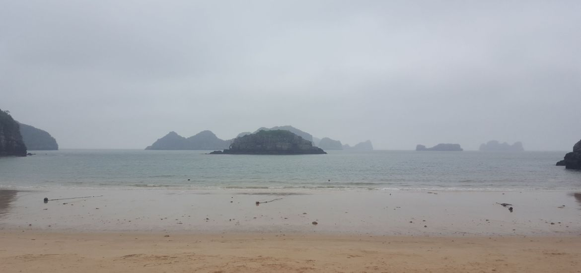 Playas en Cat Ba