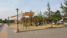 La plaza de los niños