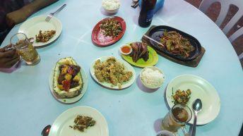 Un festín malayo