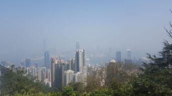 Hong Kong desde lo alto