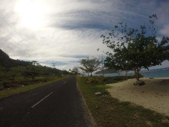 La ruta samoana