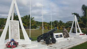 Monumento a las víctimas de la guerra
