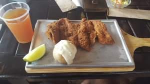 Almuerzo en el Eje Cafetero