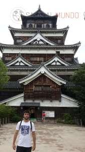 El frente del Castillo