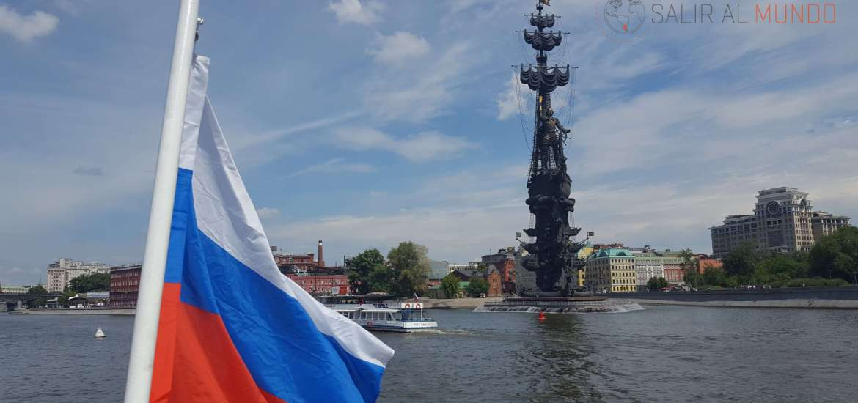 Pedro El Grande en Moscú